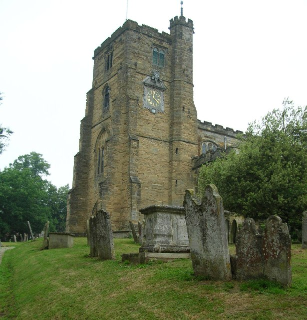 St. Dunstan's Church, Cranbrook