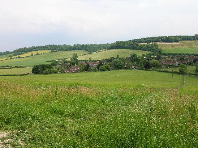 View of Charlton Village