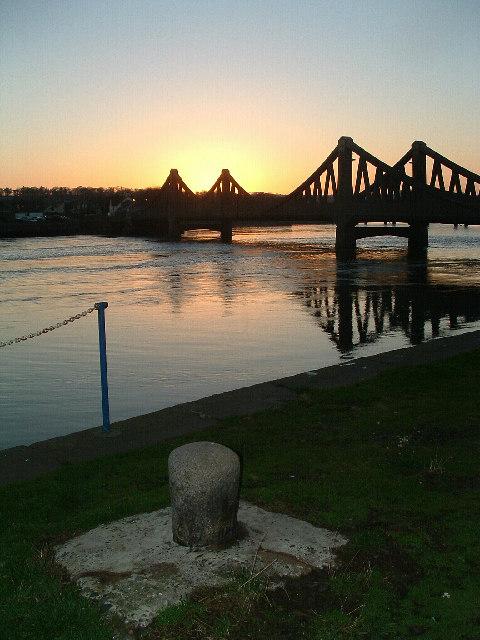 Old (New) Esk Bridge
