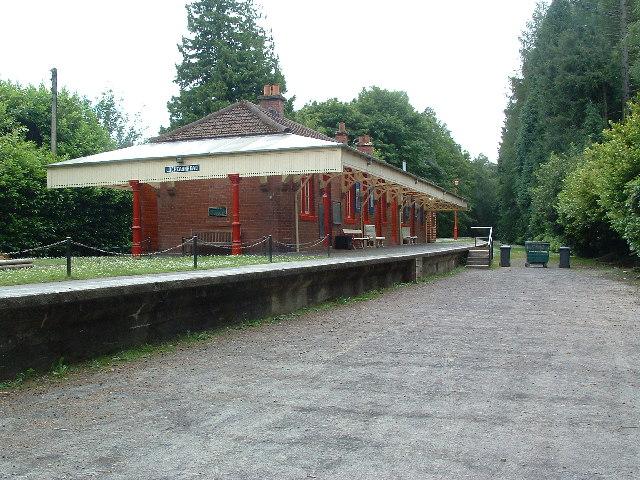 Lochearnhead Station