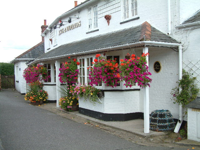 Hare and Hounds, Sway, New Forest