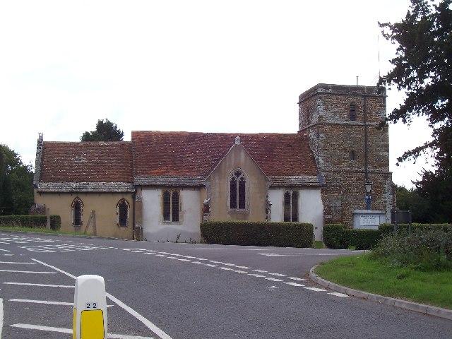 Church at Corfe Mullen
