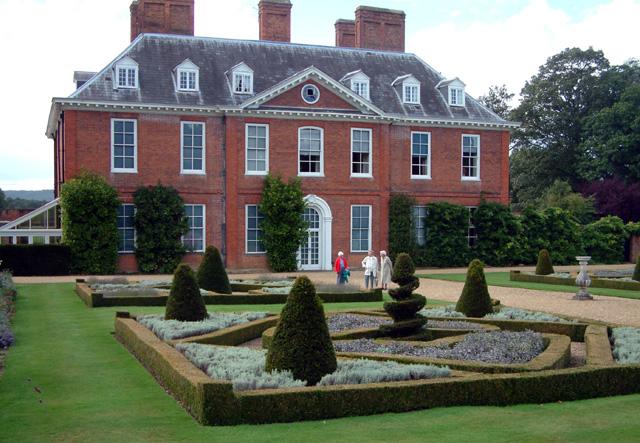 Squerryes Court, Westerham, Kent