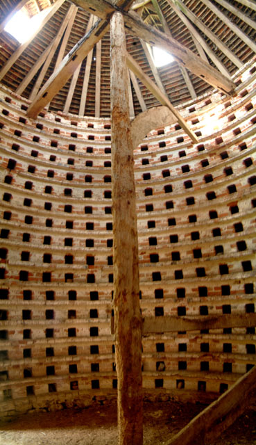 Dovecote at Squerryes Court, Westerham, Kent