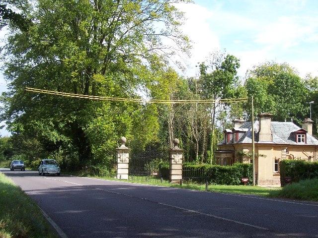 Blandford Lodge House