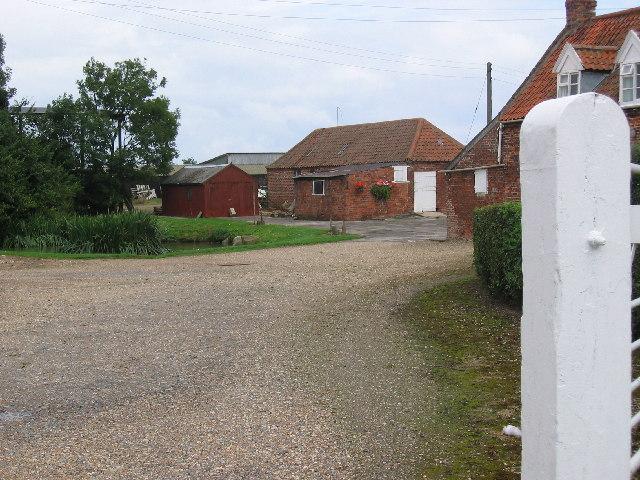 Hill Farm, Marton