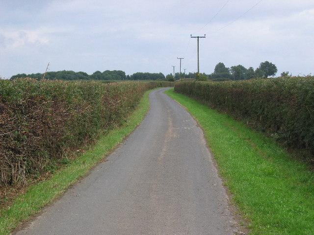 Road to High Fosham
