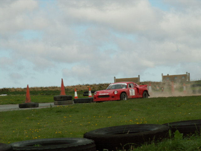 Motor Rallying at  Anglesey Race Circuit (Ty Croes)
