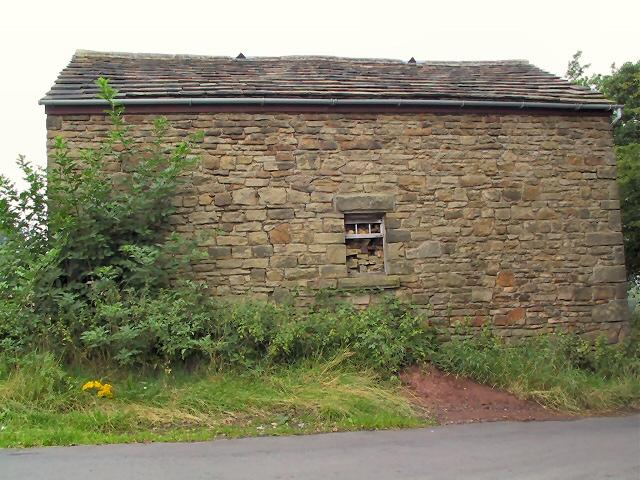 Old Barn at Chisworth