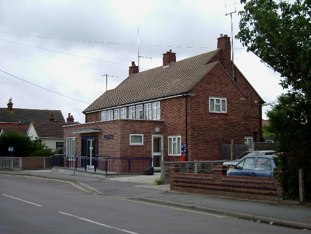 Mersea Police Station