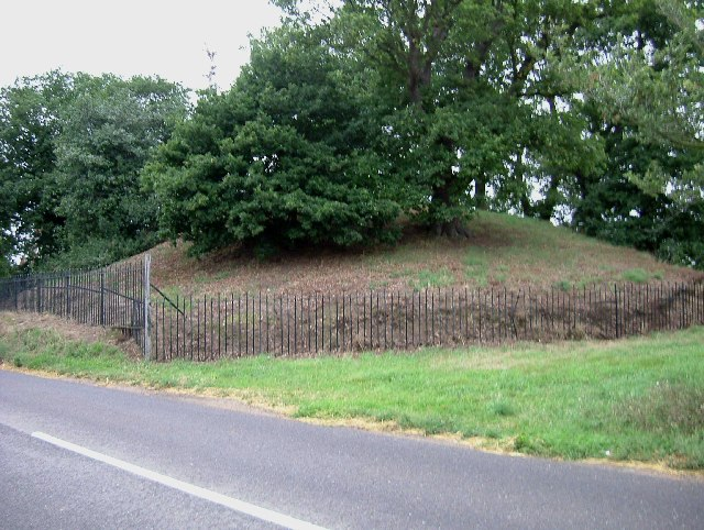 Mersea Barrow