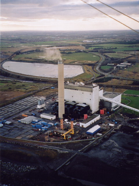 Alcan Lynemouth Power station