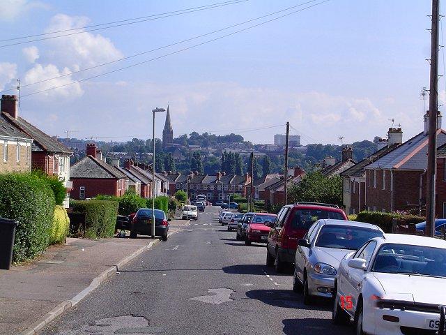 Exeter (St Thomas) street