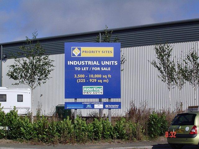 Launceston Industrial Park