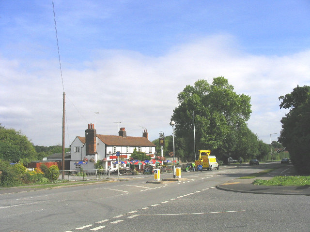 Chelmsford Road, Shenfield, Essex