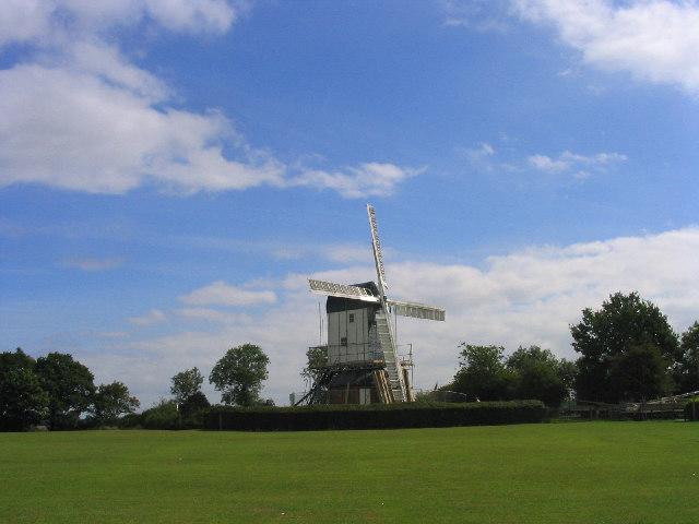 Mountnessing Windmill, Mountnessing, Essex