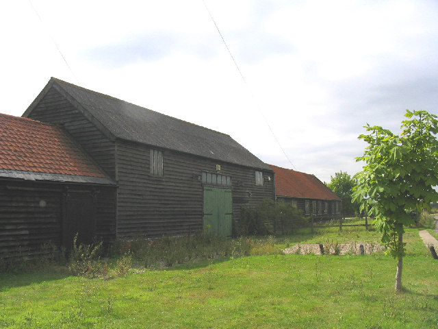 Farm Buildings, Woodlands Farm, Mountnessing