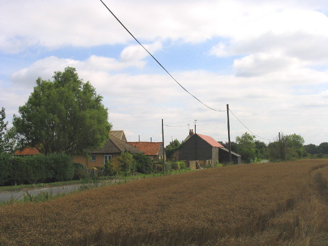 Palmers Farm. Hall Lane, Doddinghurst, Essex