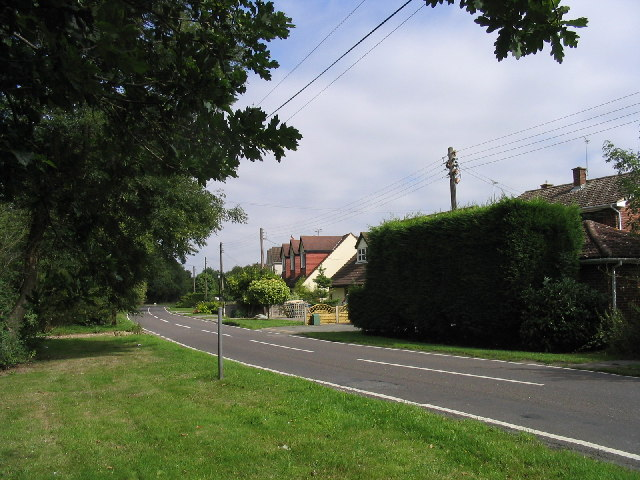 Hook End Lane, Hook End, Essex