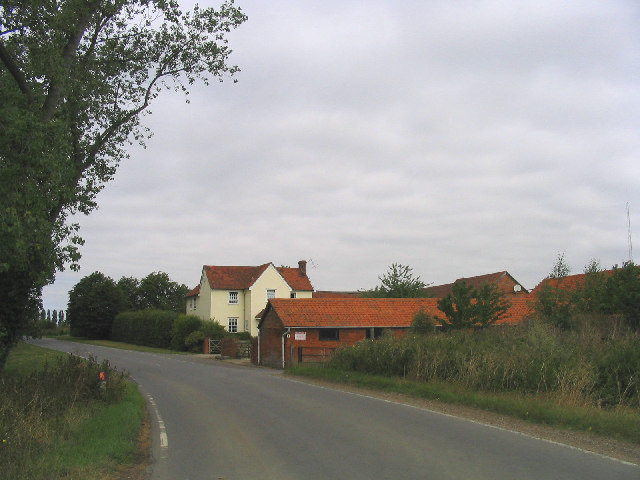 Stubbers Farm, Mountnessing Road, Blackmore, Essex