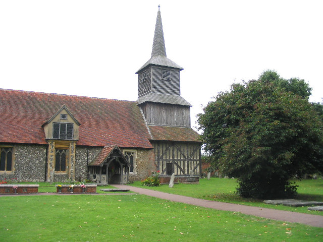 Priory Church of St. Laurence, Blackmore, Essex