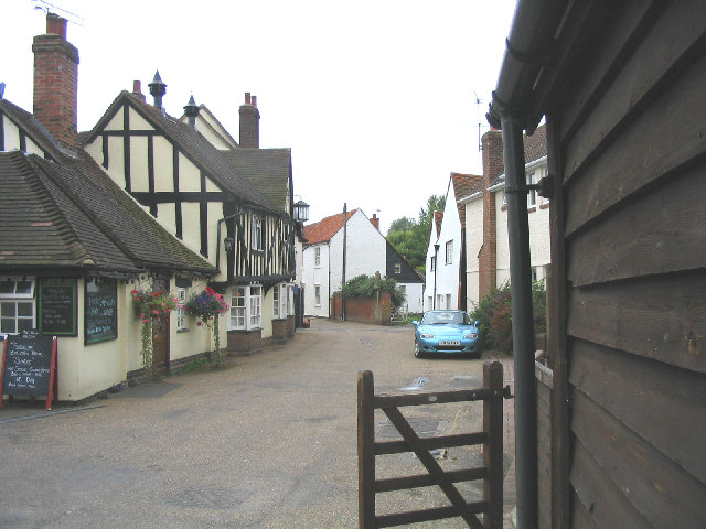 The Bull Public House, Blackmore, Essex