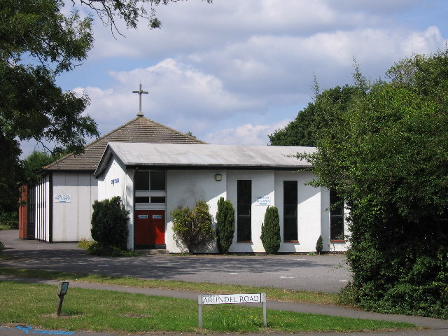 Christ Church - Woodley