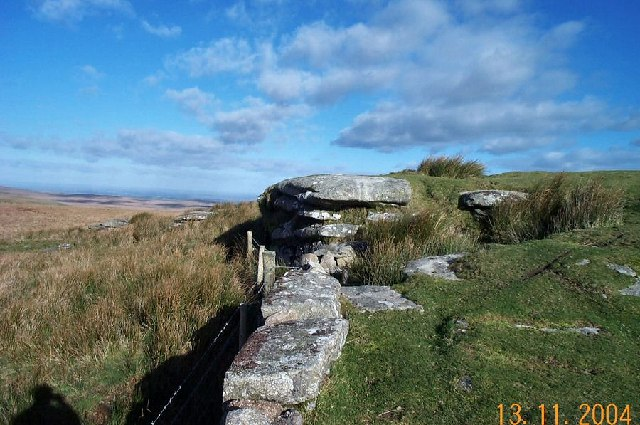 Sittaford Tor - Dartmoor
