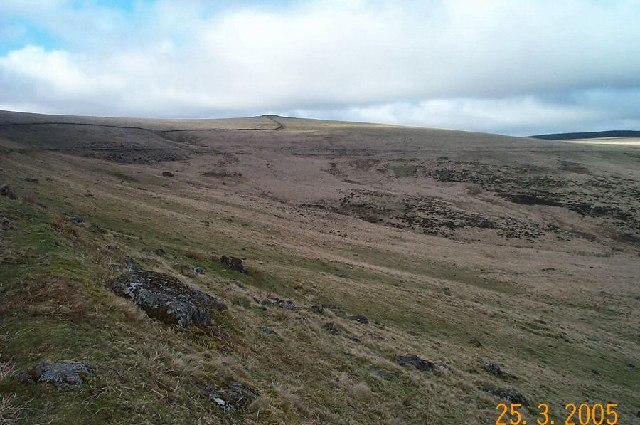 Lade Hill valley - Dartmoor