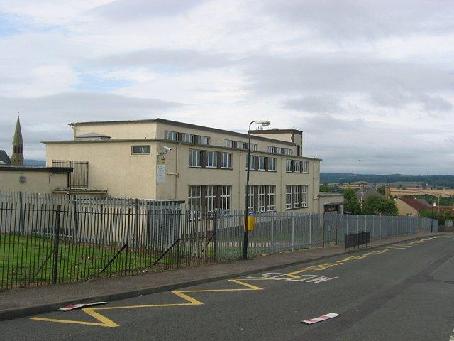 Gorebridge Primary School.