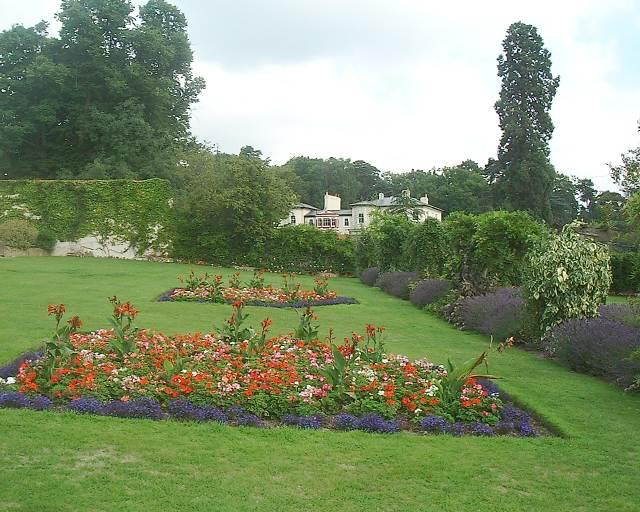 Heathfield - old vegetable garden