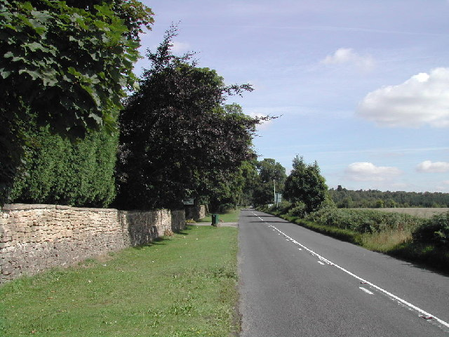 Blidworth Waye ( B683 )