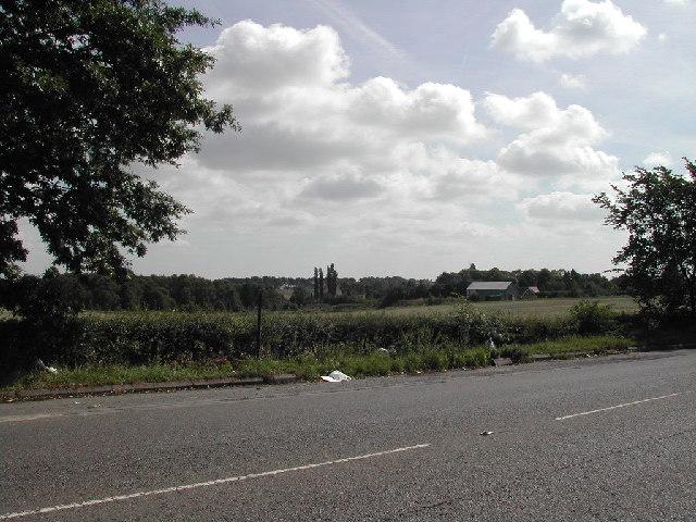 A60 at Trumper's Park, Ravenshead