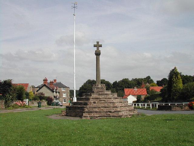 Top Cross, Linby Village