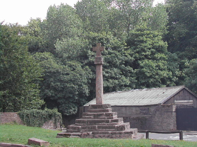 Bottom Cross, Linby Village