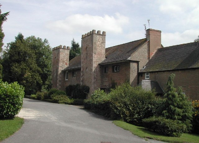 Castle Mill Farm, Papplewick