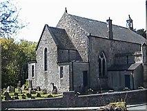 NT0286 : Torryburn Church by Craig J Seath