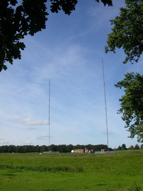 Transmitter Masts, Witton