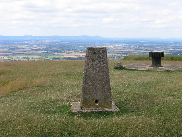 Cleeve Cloud Trig Point