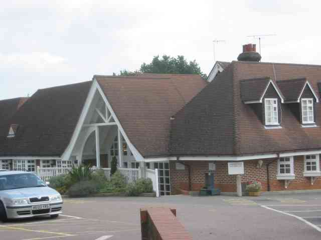 Porters Park Golf Club House, Radlett