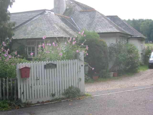 Wood Hall Lodge in Shenley Rd /Radlett Lane