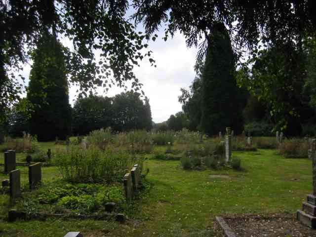 Cemetery at Shenleybury