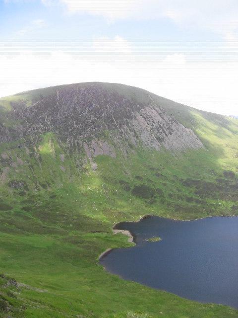 Lochcraig Head from the south