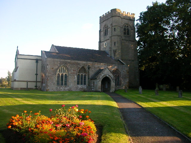 Willoughby-St Nicholas Church