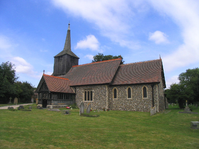 All Saints Church, Doddinghurst, Essex
