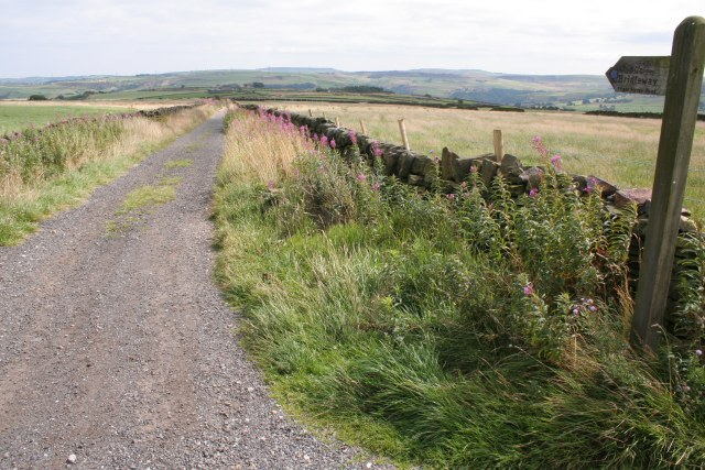 Bridleway, Flight House Road