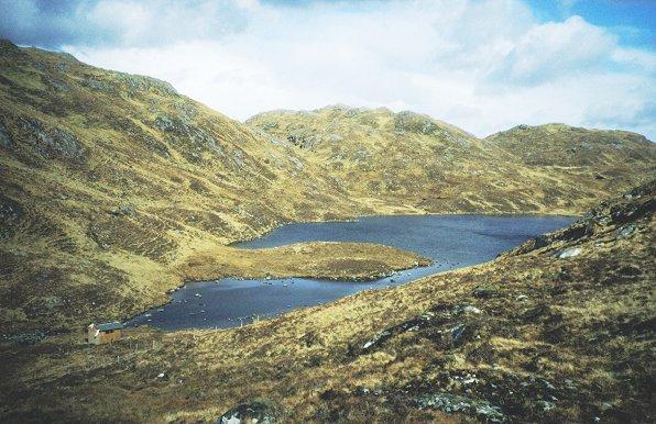 Lochan Bealach Carra