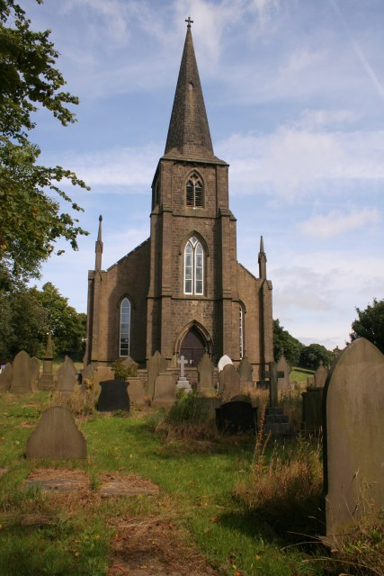 St Mary's Church, Cotton Stones