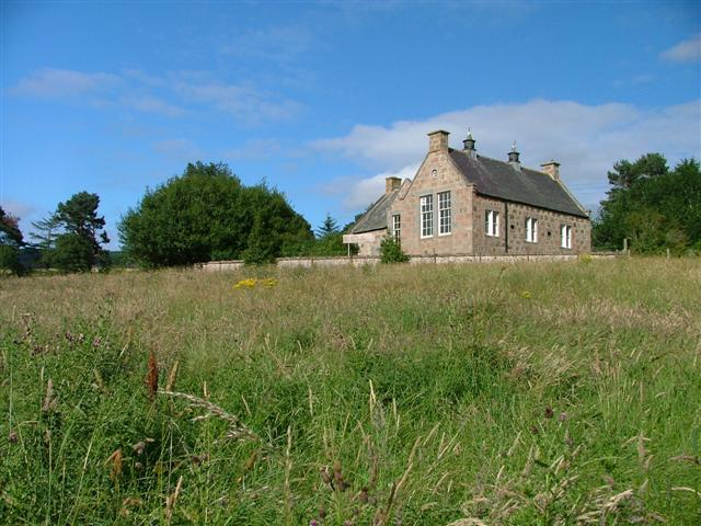 Former School Building, Coull