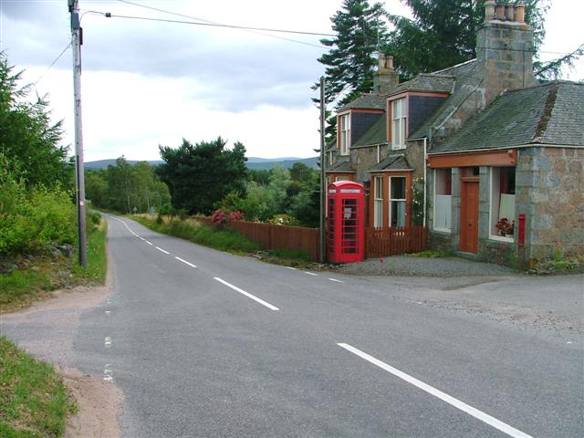 Ordie, Hamlet with Telephone Box